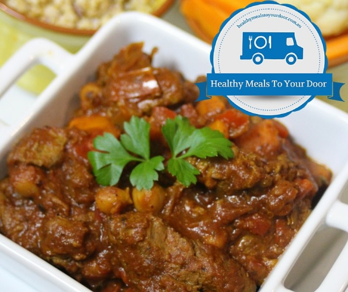 home delivered diary free meals
