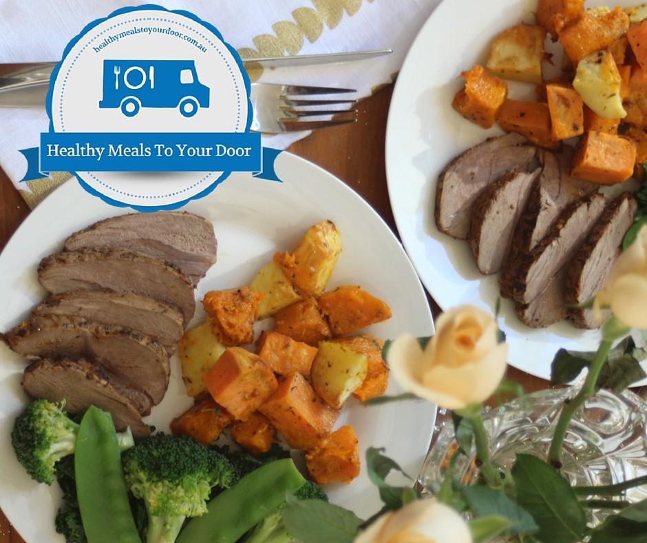 healthy meals delivered in brisbane