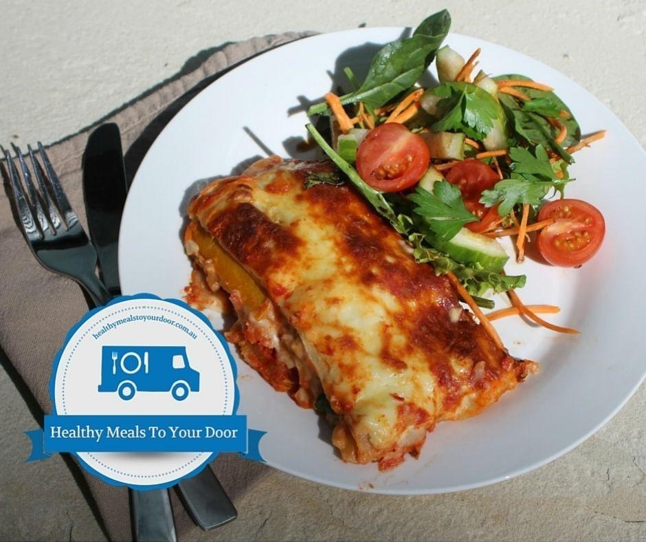 home delivered vegetarian meals